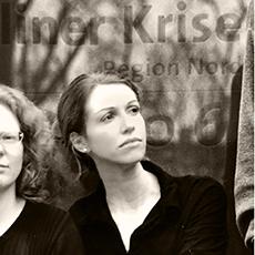 Ulrike Scheuermann Berliner Krisendienst