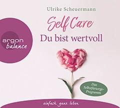 Cover-SelfCare-Ulrike-Scheuermann-Hörbuch-Argon-240x216