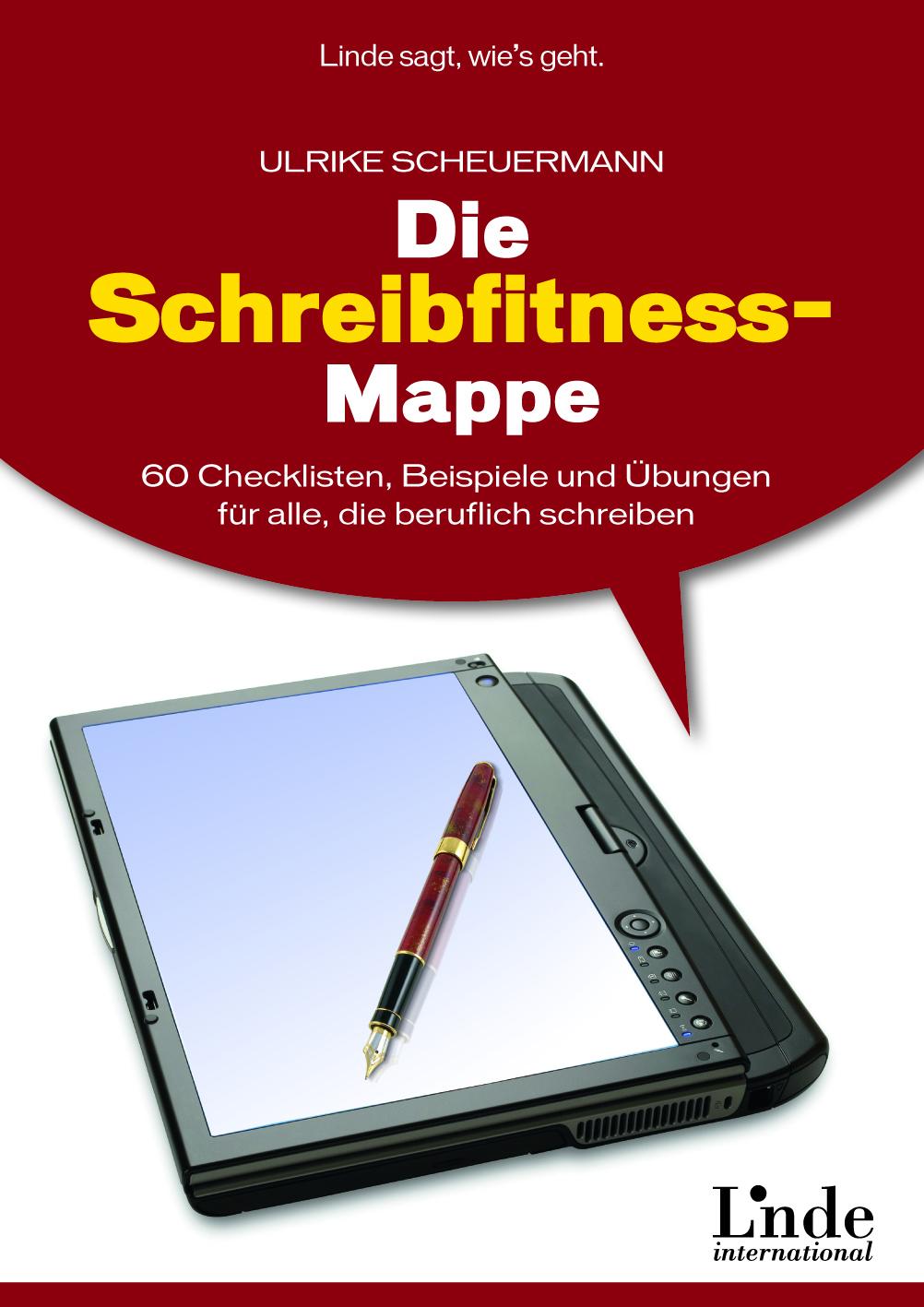 Schreibfitness-Mappe