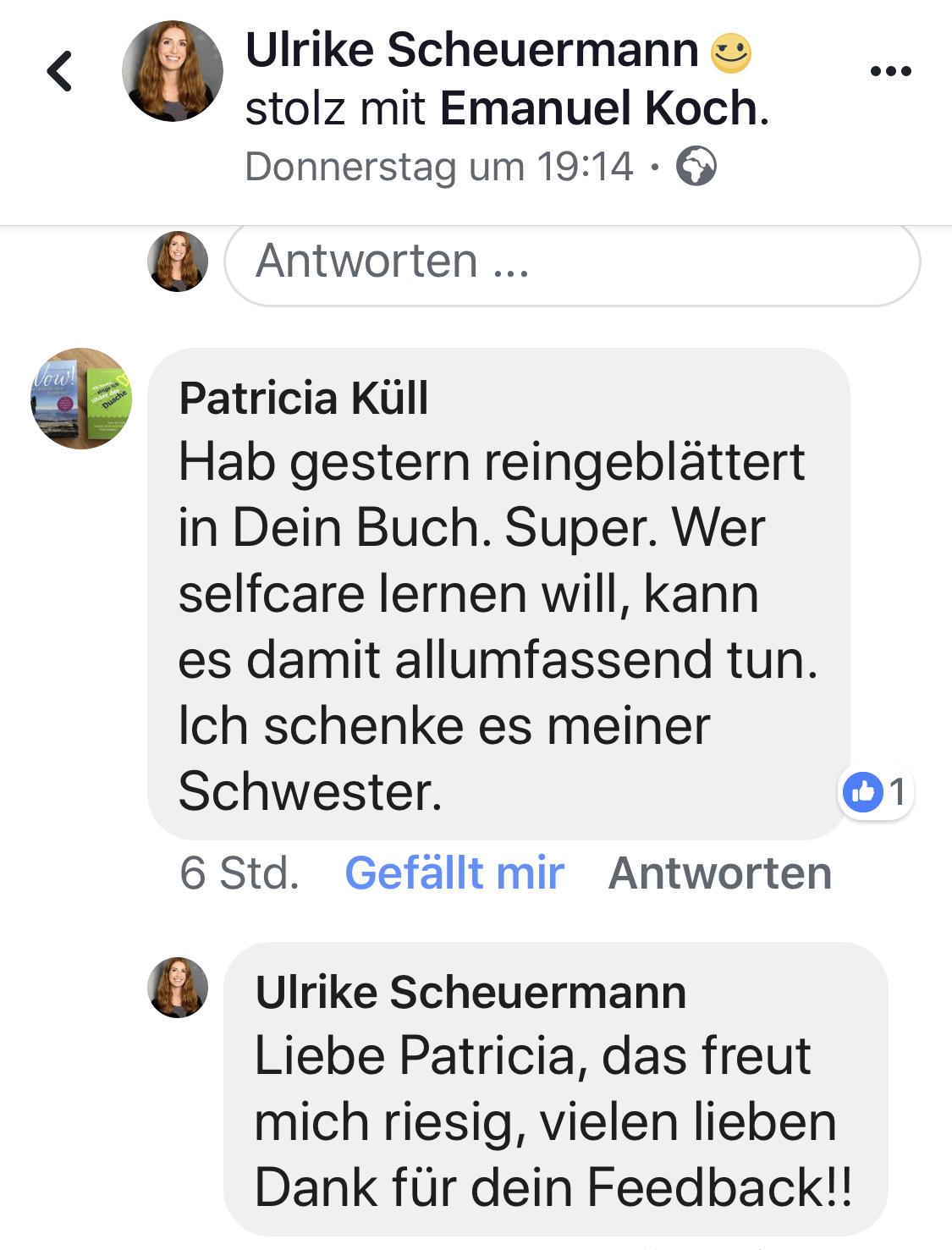 Self Care Du Bist Wertvoll Das Selbstfursorgeprogramm Knaur Argon2019