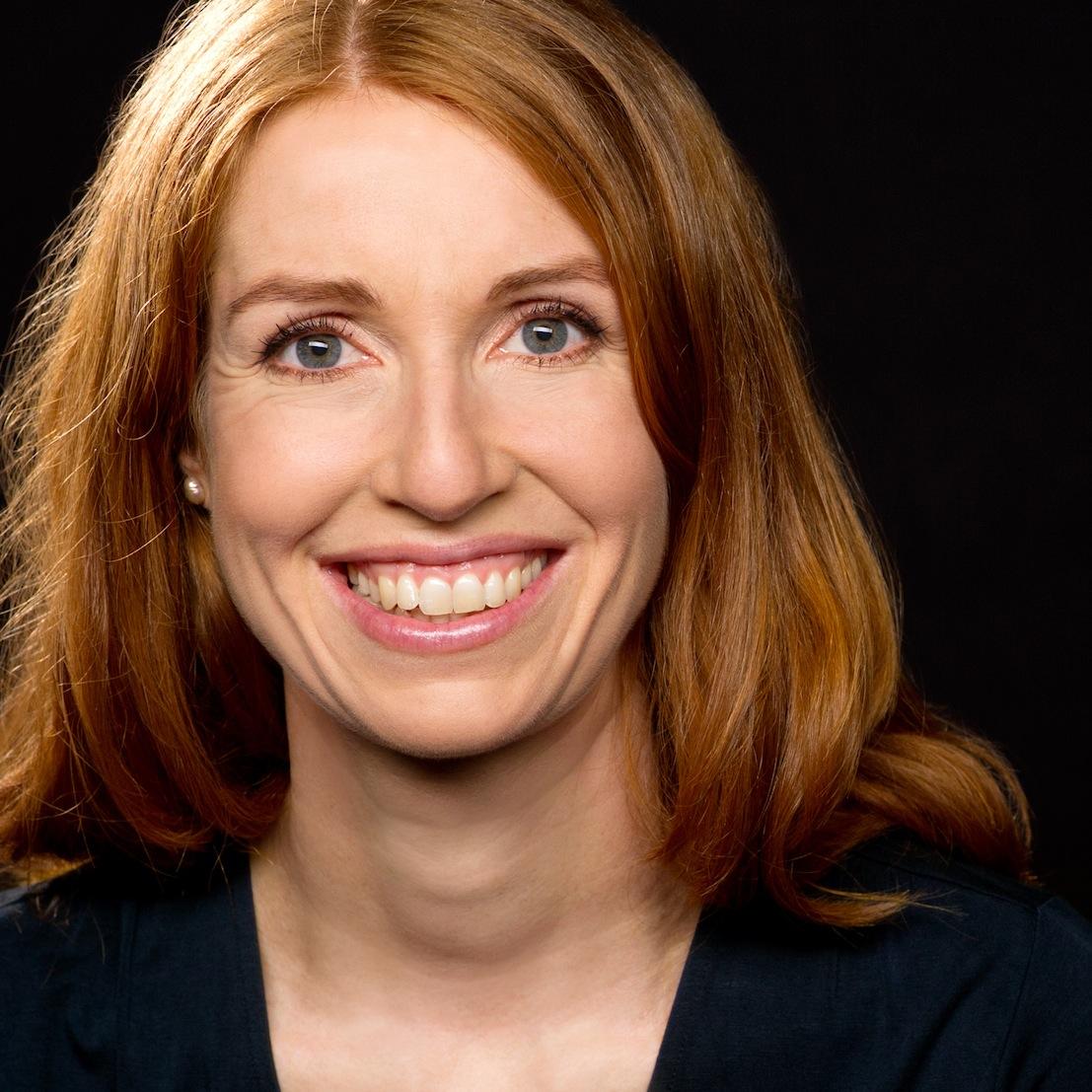 Ulrike Scheuermann Portrait quadrat kleiner